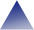 blue triangle, corporate logo of terratec